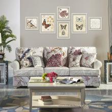 Последние 2016 Мебель для дома Дешевые диван L формы