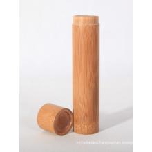 Customized Size Bamboo Jartea Storage Canister Tg