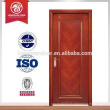 HDF & MDF precio puerta de madera