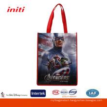 2016 Factory Sale Logo Customized Large Nonwoven Shopping Bag