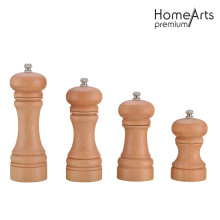 Hand Pepper & Salt Mill Set Bamboo Material