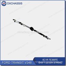 Véritable Transit V348 Shift Lever Reste Fil 6C1R 7E395 FE