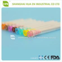 Иглы высокого качества медицинские одноразовые шприцы из нержавеющей стали