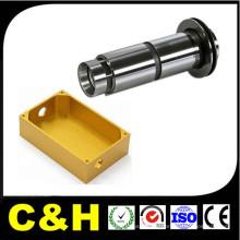 Подгонянные алюминиевые детали CNC обрабатывая филировать алюминиевые части Части поставкы CNC