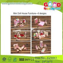 Притворяться играть мебель деревянные игрушки мебель детские игрушки деревянные игрушки мебель