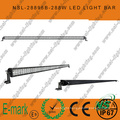 2016! ! ! Super Bright 50 Inch 288W LED off Road Driving Light Bar, 12V LED Light Bar, Waterproof LED Light Bar