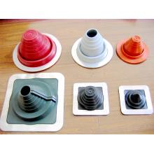 Botas personalizadas EPDM Square Post para tubulação