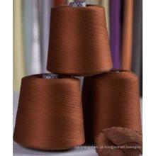 Fio de seda puro 100% de seda da amoreira do componente da amoreira 5A