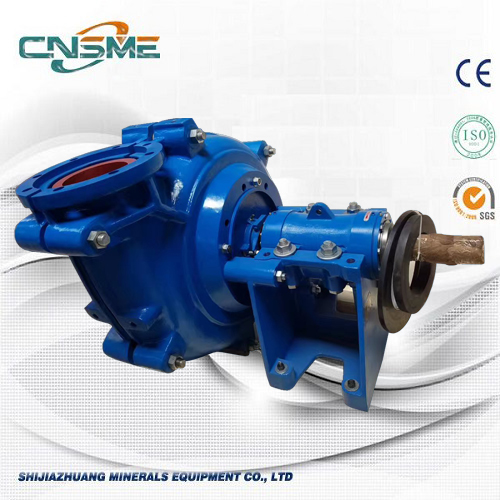 Horziontal A05 Slurry Pumping Equipment