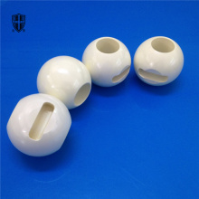 spherical faucet tap zirconia ceramic ball valve