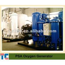Système industriel de gaz à oxygène d'usine d'oxygène à gaz fabriqué en Chine