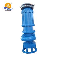 Bomba de sumidero de aguas residuales sumergibles eléctricas verticales de 15 HP