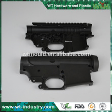 Plastic Peashooter Accessories Mold injection molding part toy mould manufacturer