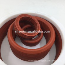 Customized V seals NBR with fabric vee packing for sale