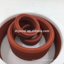 Подгонянные уплотнения в NBR для ткани упаковки vee для продажи