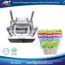 plastic injection wash basket mould