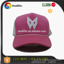 Gorra de camionero de alta calidad Gorra de camionero de 5 paneles