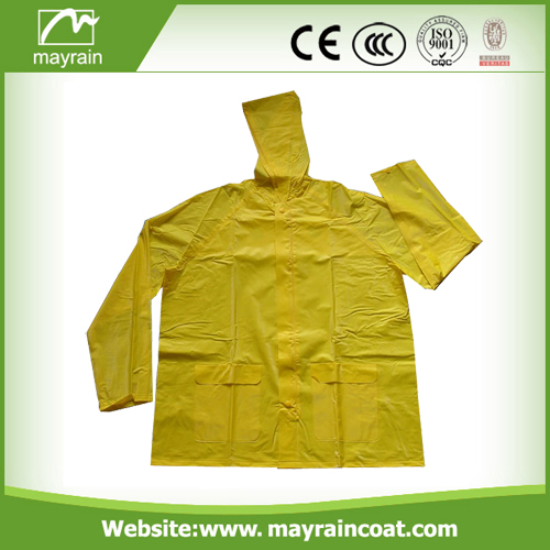 Cheap Outdoor PVC Jacket