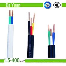 2 3 alambre de cobre eléctrico del conductor de cobre de la base de 1.5mm 1.5mm