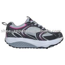 Venta caliente de zapatos para caminar para mujeres