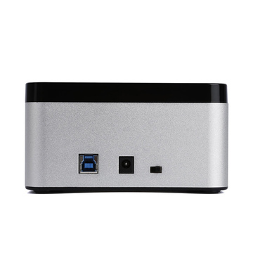 A backup USB3.0 3.5inch hard disk box