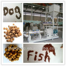 Multi-fuctional Inflating Fish/Pet Food Machine with Competitive Price