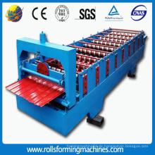 1000 Dachblech Maschine Dachplatte Roll Formmaschine