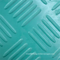 Green Checker Anti Slip Rubber Sheet