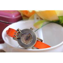 Correas de reloj de cuero de moda al por mayor de China Yiwu reloj mercado