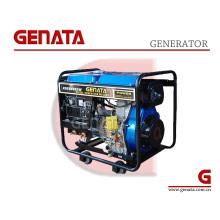 Portable Diesel Welding Generator Electric Start Generator (GRDE6500EW)