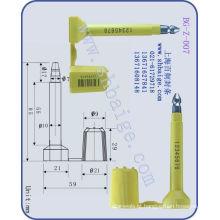 selo de recipiente de parafuso BG-Z-007