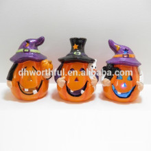 Halloween gift ceramic pumpkin decor