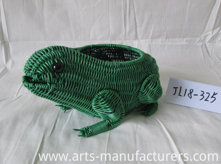 frog shape pot