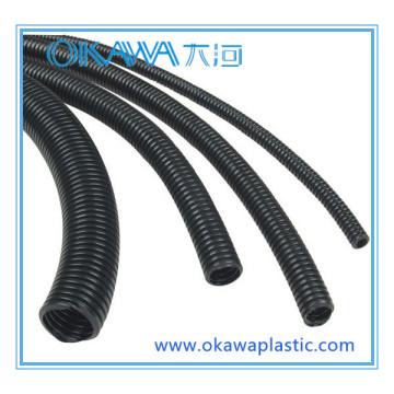 Okawa PP Conduit Corrugated Pipe with Flame Retardant