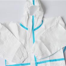 Одноразовая защитная одежда Хирургическая защитная одежда