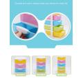 desktop multi color 5 layer drawer organizers for storage