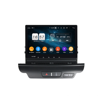 KIA CEED-multimedia-systeem voor Android-auto's