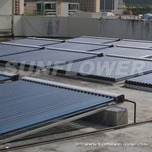 Split flache Platte Solarwarmwasserbereiter Kollektor