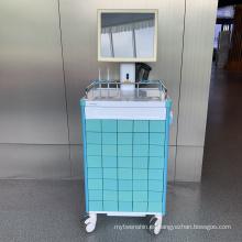 Sistema automatizado de suministro y suministro de medicamentos del hospital