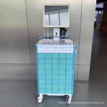Automatisiertes Medikamentendosier- und -versorgungssystem für Krankenhäuser