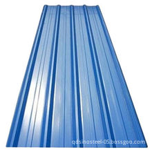 Prime coated trapezoid-shaped steel sheet for roofNew