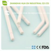 Conseils en seringues à l'air-eau à trois voies en acier inoxydable en métal et en acier inoxydable