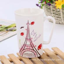 New Fashion Design for Personalised Photo Cup Custom creative matte ceramic mug supply to Germany Factories