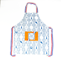 2017 KEFEI fácil lavar avental mens canvas avental