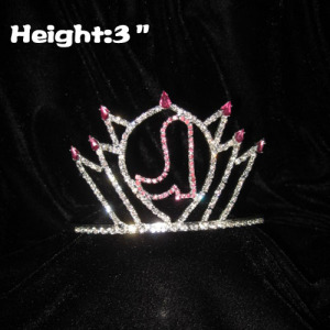 3inch Cowboy Shoe Pageant Crowns