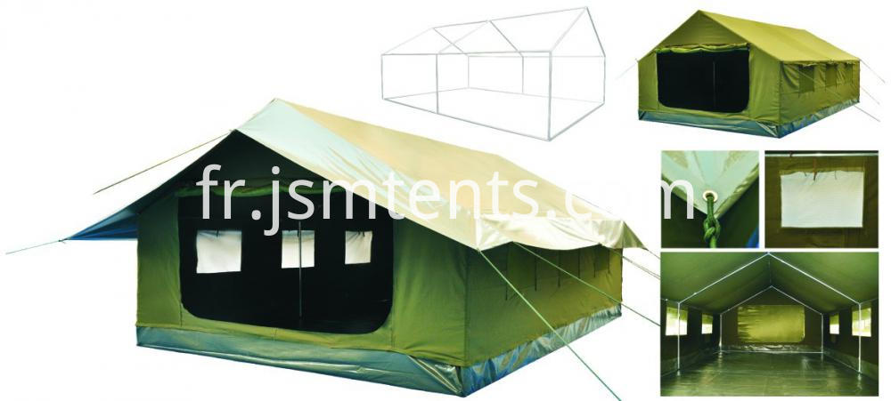 Relief House Tent
