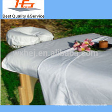 Factory price cheap polycotton spa bed sheets