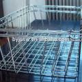 Panier de nettoyage / stérilisation en acier inoxydable