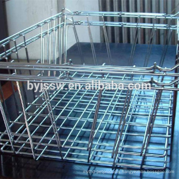 Customize Stainless Steel Medical Disinfection Basket