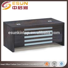 Muebles de oficina de gama alta melamina moderno escritorio ejecutivo de oficina